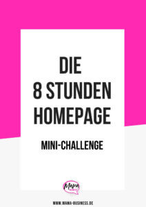 8 h homepage freebie challenge