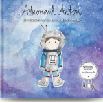 Astronaut Anton Kinderbuch