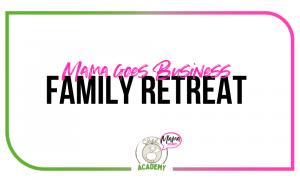 Familiy Retreat Mama goes Business und Rolfs Schaeferei