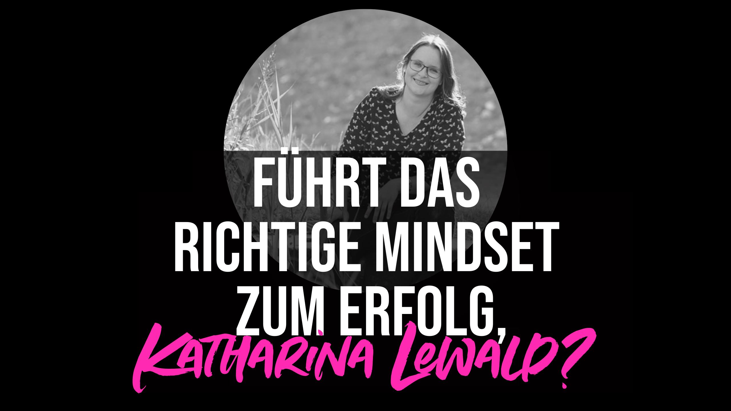 Katharina Lewald bei MAMA BUSINESS