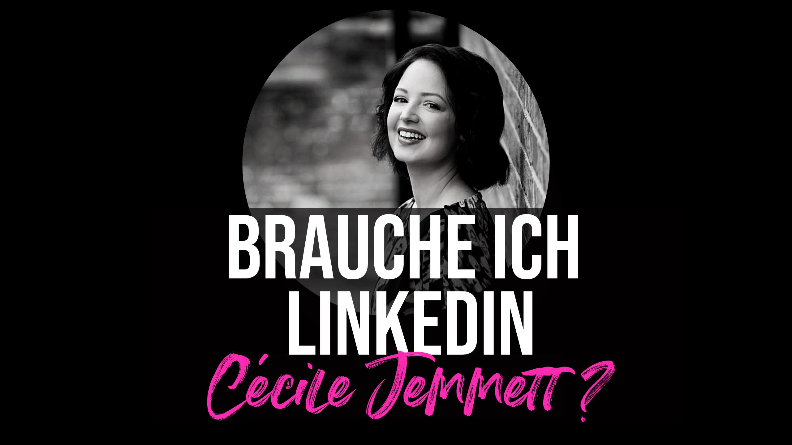 linkedin mit Cecile Jemmett