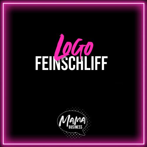 mama business logo feinschliff