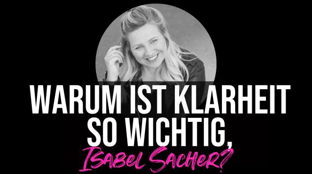 isabel sacher bei mama business im podcast interview