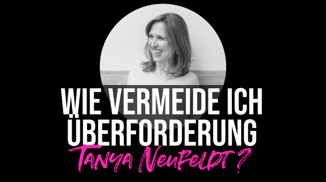 Tanya Neufeldt im Interview mit MAMA BUSINESS